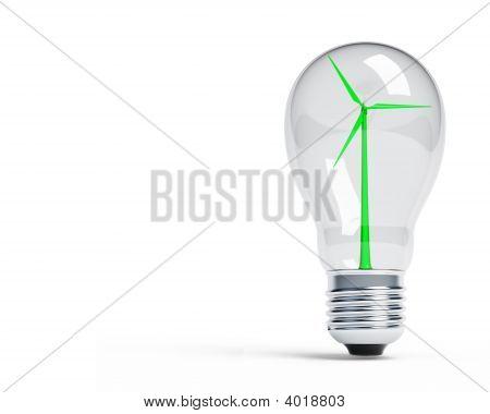Wind Mill Light