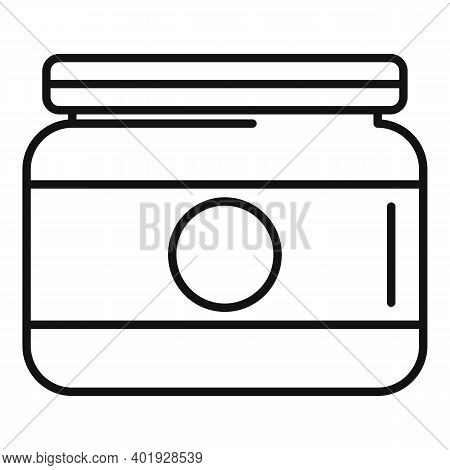 Stylist Conditioner Icon. Outline Stylist Conditioner Vector Icon For Web Design Isolated On White B