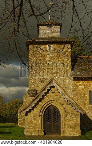Saint John The Evangelist Church At Wotton, Near Dorking, Surrey, England