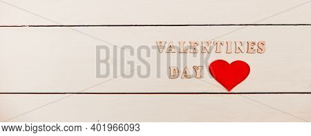 Happy Valentins Day Lightbox Message With White Hearts On A Pink Background.
