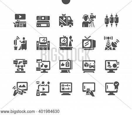 Television. Watch Tv And Comment. Jack Plug, Monitor, Display, Channels, Antenna. Watching Tv At Hom
