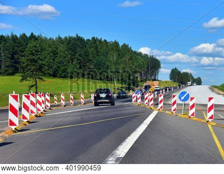 Temporary Traffic Regulation From Carrying Out Road Works Or Activity On The Public Highway. Roadway