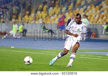 Brown Ideye Of  Fc Dynamo Kyiv