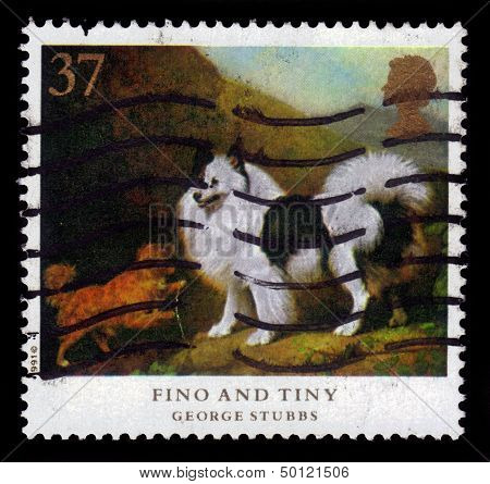 Fino And Tiny, By George Stubbs