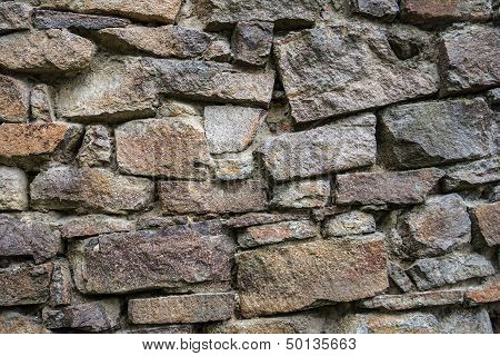Texture Of Stone Split Rectangles