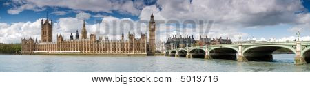 Big Ben Panoramic