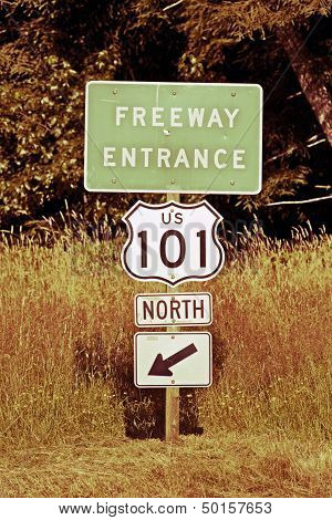 Highway 101 North