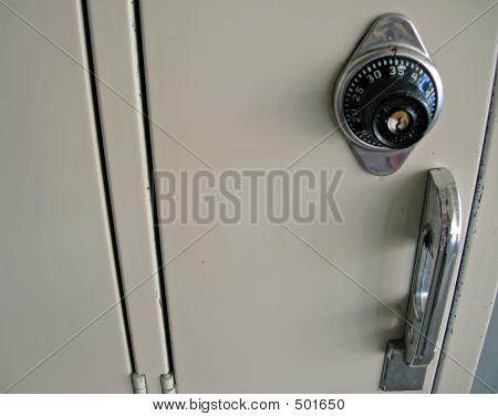 High School Locker