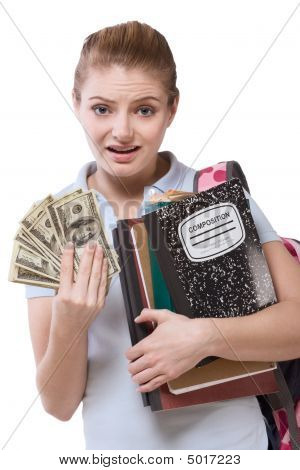Education Cost Serious Problem For Girl Student