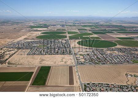 Shrinking Farmland