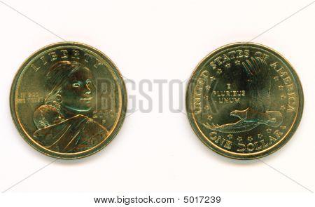 Gold Dollar