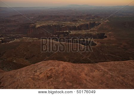Canyonlands Formations