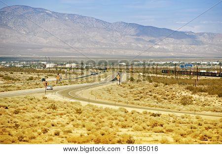 Mojave California