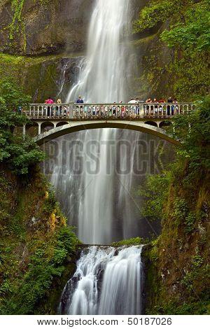 Falls Multnomah