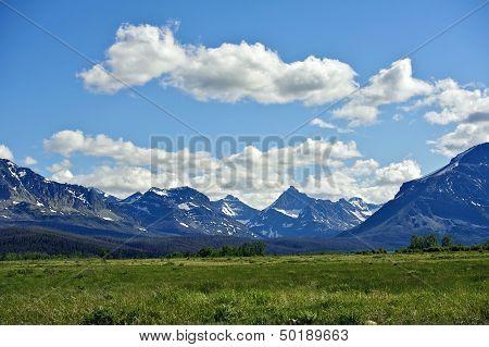 Montana Rocky Mountains