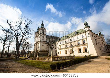 Church of St. Stanislaus Bishop in Krakow.