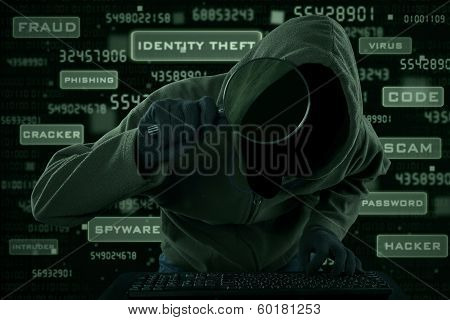 Cyber Criminal Looking For Information