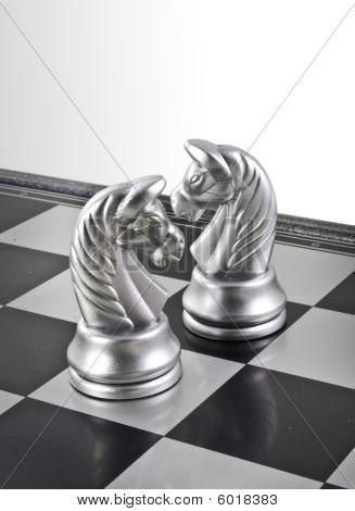 Two Horses Chess