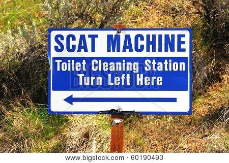 Scat Machine
