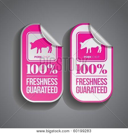 Food Sticker Pork