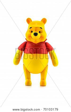 Figure Of Winnie The Pooh Character