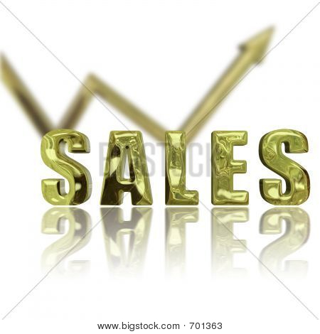 Sales Up & Up