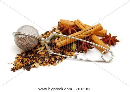 Indian Spiced Black Tea