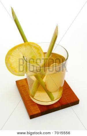 Lemon Grass And Ginger Tea