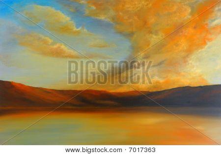 Original Painting Acrylic