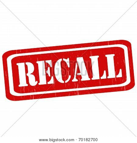 Recall-stamp