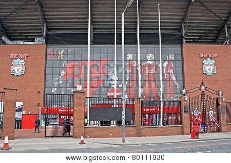 The Kop Liverpool Football Club