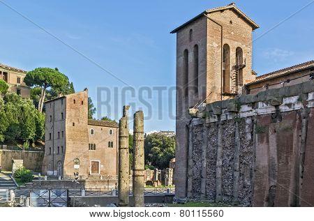 San Nicola In Carcere, Rome