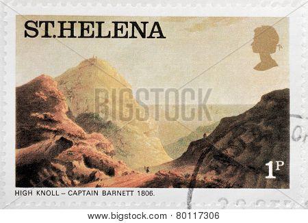 St. Helena Landscape