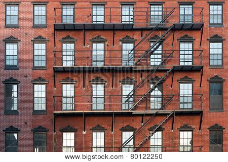 Apartment pattern