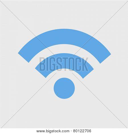 Wifi Wireless Technolgy Online Network Icon Concept