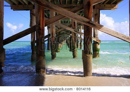 Under Pier View