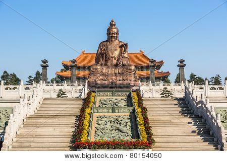 Laozi Statue