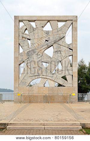 War Monument Rovinj
