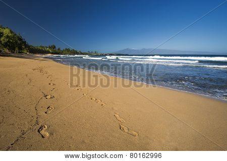 D.T. Fleming Beach Park, Kapalua, west coast of Maui, Hawaii