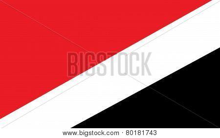 Flag Of Principality Of Sealand