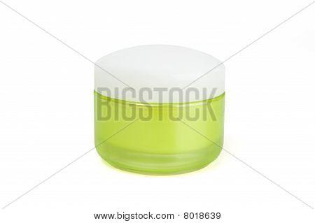 Face cream container