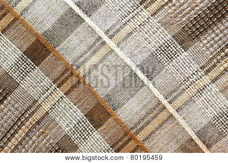 Textures - Plaid Brown