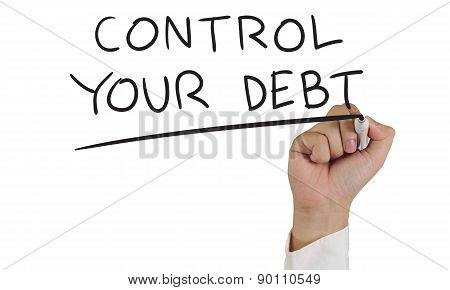 Control Your Debt