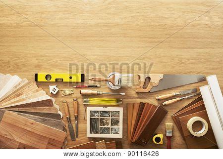 Diy Work Table