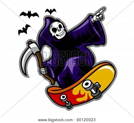 Grim Skater