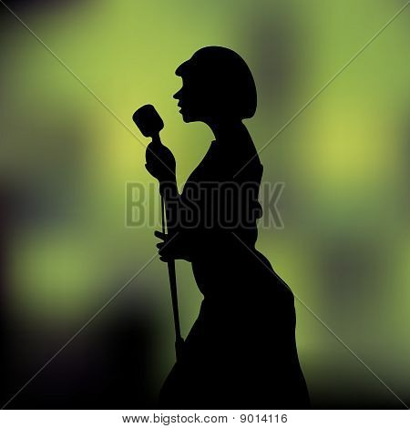 The Woman Sings