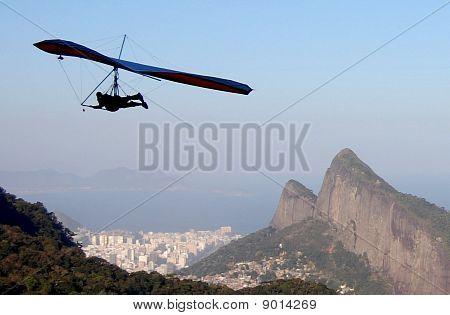 Flying over Rio II