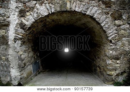 Bright Light In The End Of Tunnel