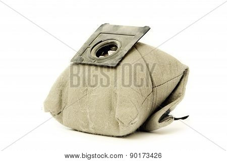 Gray bag for vacuum cleaner