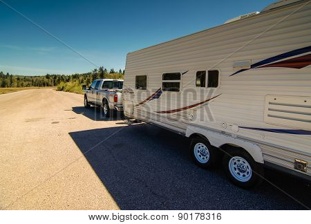 Traveling The Backroads In Rv